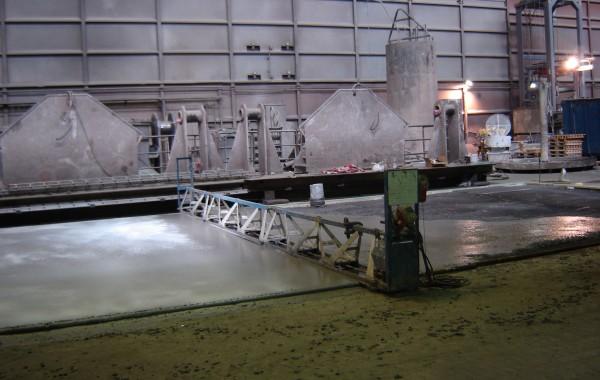 UHPC Industriefußböden
